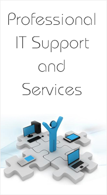 Professional IT Support & Services